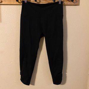 Soft Surroundings cropped leggings